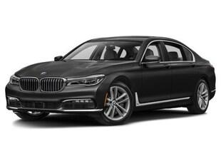 2018 BMW 750Li Xdrive Sedan Berline