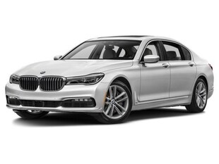 2018 BMW 750li Xdrive Sedan Berline