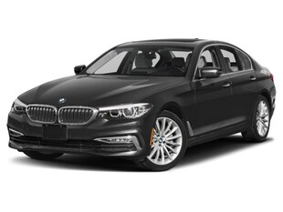 2018 BMW 530i Xdrive Sedan Berline