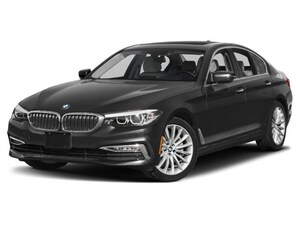 2018 BMW 530i Xdrive Sedan W/ Nav! Financing Available!