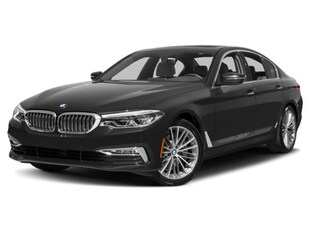 2018 BMW 540i Xdrive Sedan Berline