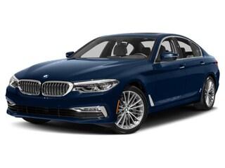 2018 BMW 540i Xdrive Sedan