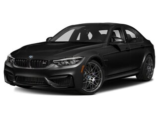 2018 BMW M3 Base Berline
