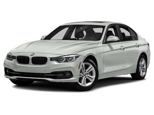 2018 BMW 330i Xdrive Sedan Berline