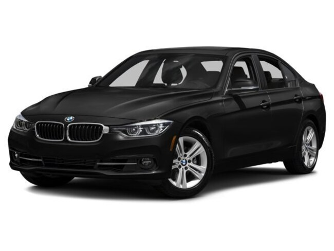 2018 BMW 330i Xdrive Sedan 4-Door Sedan