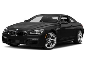 2018 BMW 650i Xdrive Coupe