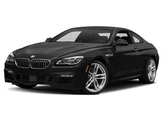 2018 BMW 650i Xdrive Coupe