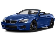 2018 BMW M6 Cabriolet