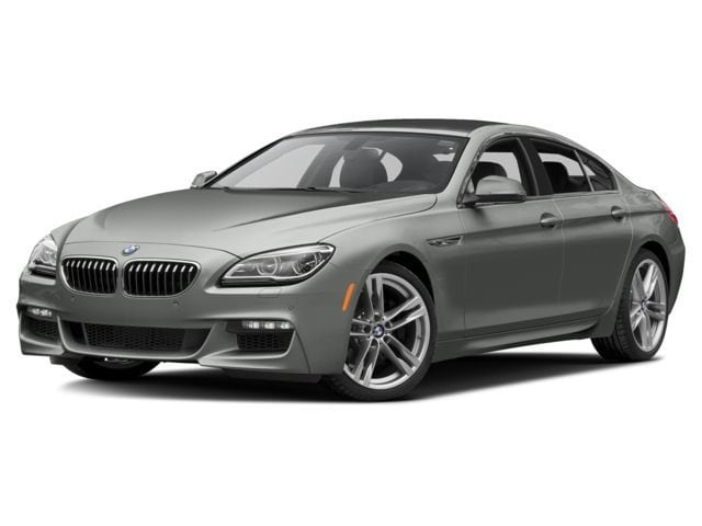 2018 BMW 640i Gran Coupe i xDrive Sedan