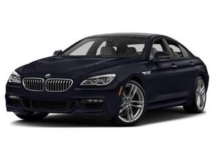 2018 BMW 650i Xdrive Gran Coupe
