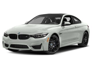 2018 BMW M4 Coupe 2-Door Coupe