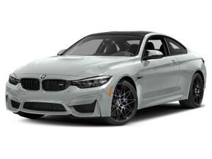 2018 BMW M4 Coupé