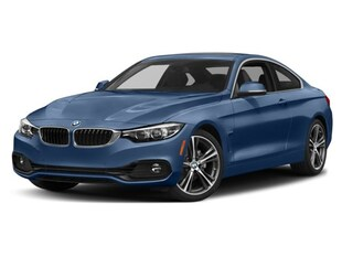2018 BMW 430i xDrive Coupé