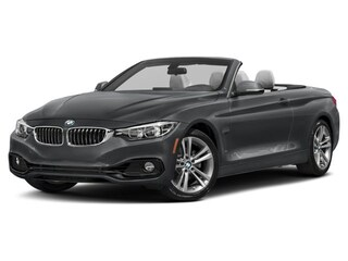 2018 BMW 430i Xdrive Cabriolet Convertible