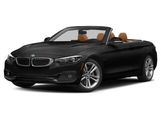 2018 BMW 440i Xdrive Cabriolet Convertible