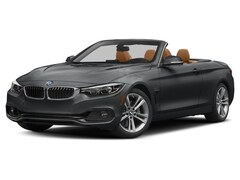 2018 BMW 440i Xdrive Cabriolet Cabriolet