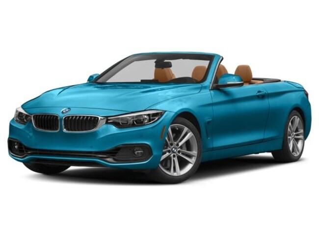 2018 BMW 440i Xdrive Cabriolet