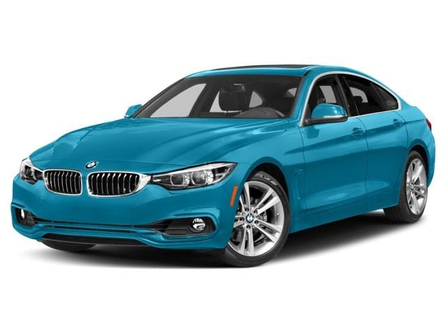 2018 BMW 430i Xdrive Gran Coupe Berline