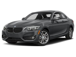 2018 BMW 230i Coupe Coupe