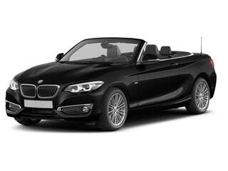 2018 BMW 230i Xdrive Cabriolet Cabriolet
