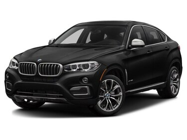 2018 BMW X6 xDrive35i - ACTIVE BLIND SPOT DETECTION SUV