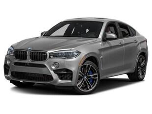 2018 BMW X6 M VUS