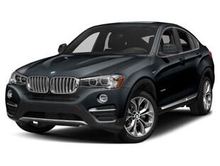 2018 BMW X4 Xdrive28i VUS