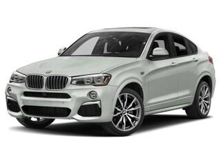 2018 BMW X4 M40i 4-Door Coupe