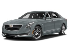 2018 CADILLAC CT6 3.0L Twin Turbo Luxury Sedan