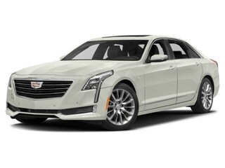 2018 CADILLAC CT6 Premium Luxury AWD Sedan