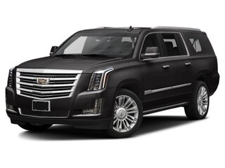 2018 CADILLAC Escalade ESV Platinum SUV