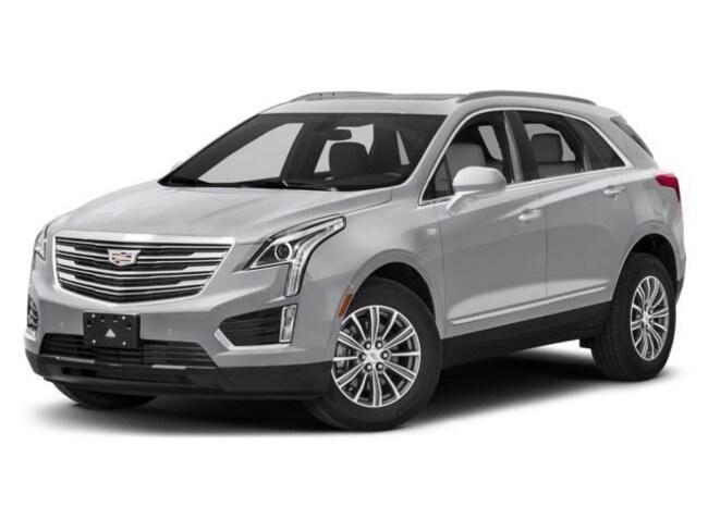 2018 CADILLAC XT5 SUV