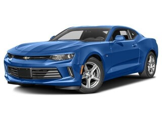 New 2018 Chevrolet Camaro 1LT Coupe 1G1FB1RX0J0162392 In Wetaskiwin & Ponoka, AB