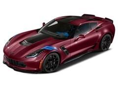 2018 Chevrolet Corvette Grand Sport Coupe