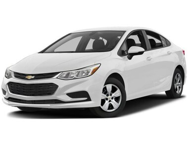 2018 Chevrolet Cruze L Manual Sedan