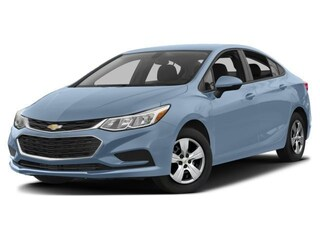 2018 Chevrolet Cruze LS Car