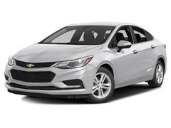 2018 Chevrolet Cruze LT Car