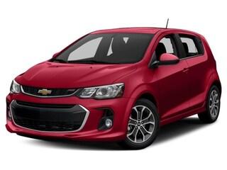 2018 Chevrolet Sonic LT Hatchback