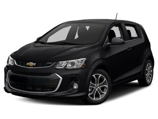 2018 Chevrolet Sonic LT Auto Sunroof, Heated Seats, Back Up Camera Hatchback