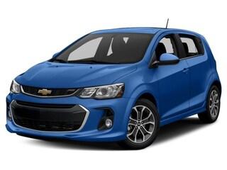 2018 Chevrolet Sonic LT À hayon