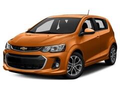 2018 Chevrolet Sonic LT Auto Hatchback