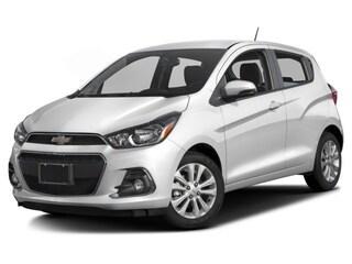 2018 Chevrolet Spark 1LT CVT Hatchback