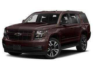 New 2018 Chevrolet Tahoe Premier SUV 1GNSKCKC7JR123780 In Wetaskiwin & Ponoka, AB