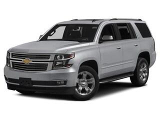 New 2018 Chevrolet Tahoe Premier SUV 1GNSKCKJ1JR207267 In Wetaskiwin & Ponoka, AB