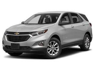 New 2018 Chevrolet Equinox LS SUV 2GNAXREV3J6322401 In Wetaskiwin & Ponoka, AB