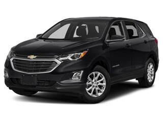 New 2018 Chevrolet Equinox LT w/1LT SUV 2GNAXSEV6J6215558 In Wetaskiwin & Ponoka, AB