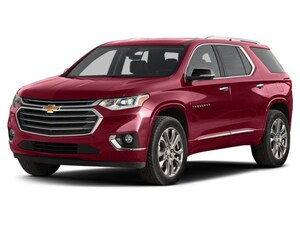 2018 Chevrolet Traverse LT Cloth w/1LT