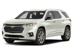 2018 Chevrolet Traverse RS Sport Utility