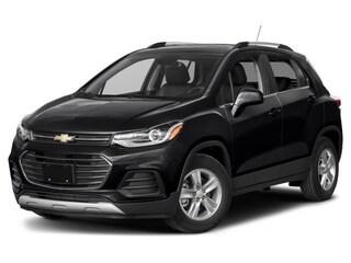 2018 Chevrolet Trax LT, AWD, Bluetooth, SXM Radio SUV