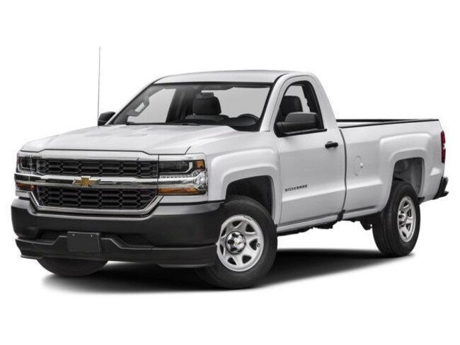 2018 Chevrolet Silverado **Remote Keyless Entry!  Bluetooth!** Truck Regular Cab